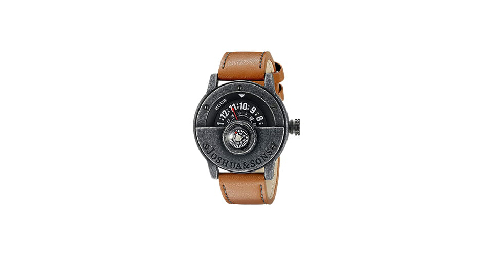Joshua & Sons Compass Watch