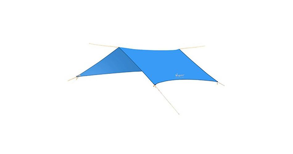 Vigor Waterproof Tarp Tent